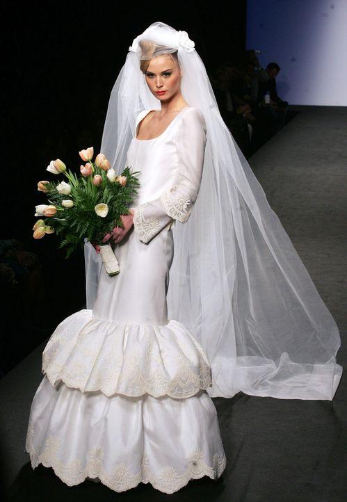 Hochzeitskleider-16-dpa - Bildquelle: dpa