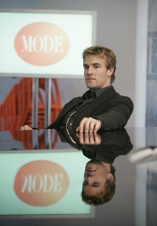 Luke Carnes (James Van Der Beek) unterbreitet einen Plan ... - Bildquelle: Buena Vista International Television