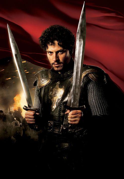 King Arthur - Artwork -  mit Ioan Gruffudd - Bildquelle: TOUCHSTONE PICTURES & JERRY BRUCKHEIMER FILMS, INC. ALL RIGHTS RESERVED.
