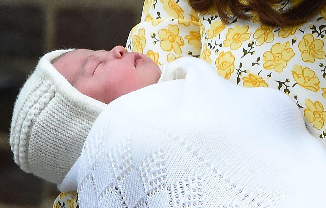 Royal-Baby-2-Prinzessin-12-dpa - Bildquelle: dpa
