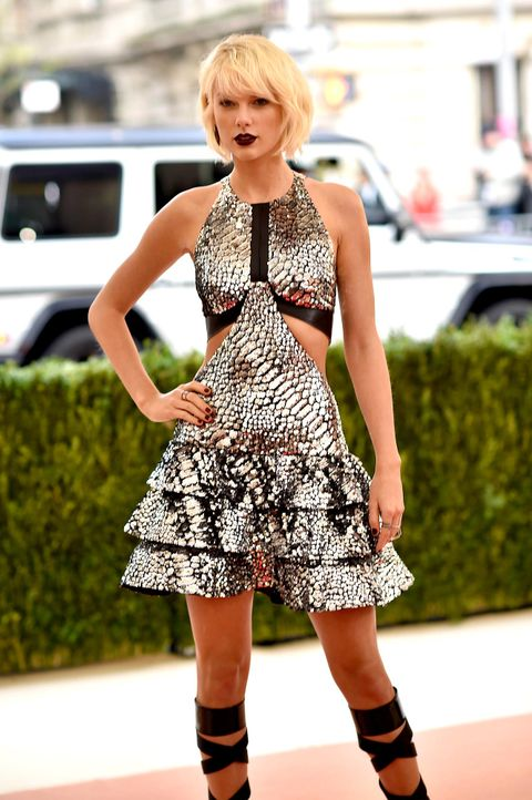 MET-Gala-Taylor-Swift-08-getty-AFP - Bildquelle: Dimitrios Kambouris/Getty Images/AFP