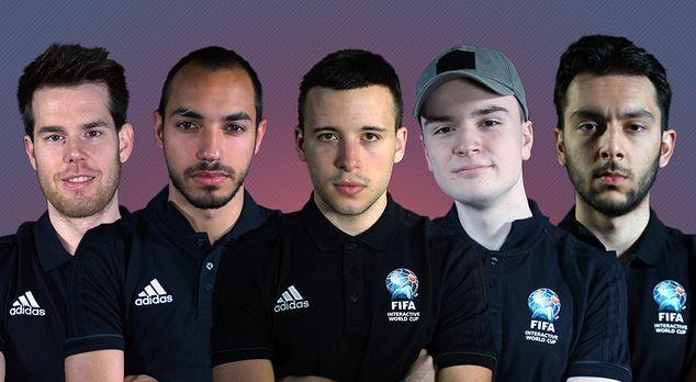FIWC: Die Gewinner des European Qualifiers - Bildquelle: FIFA