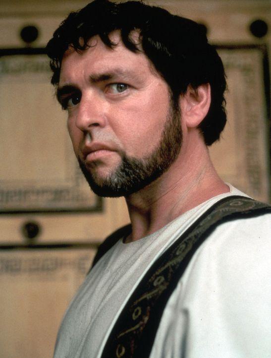 Eine Welt ohne Sklaven ist für den Feldherren Marcus Crassus (Angus MacFadyen) nicht vorstellbar. Eines Tages proben die Sklaven Roms den Aufstand... - Bildquelle: USA Network Pictures