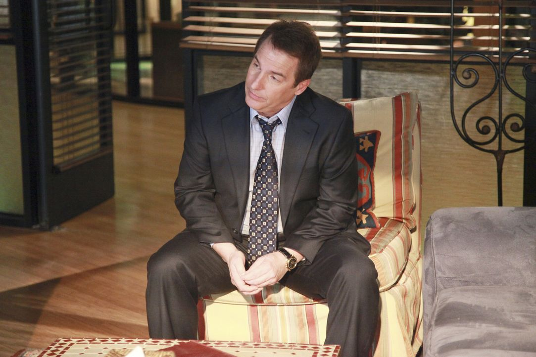 Behandelt einen Freund von Sam, der Veteran der Army ist und unter dem Posttraumatischen Stresssyndrom leidet: Sheldon (Brian Benben) ... - Bildquelle: ABC Studios