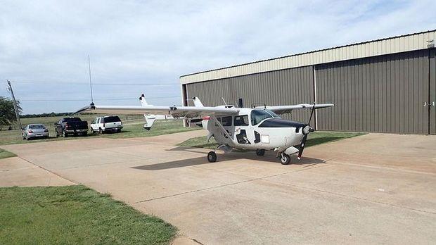 Steel Buddies Flugzeug