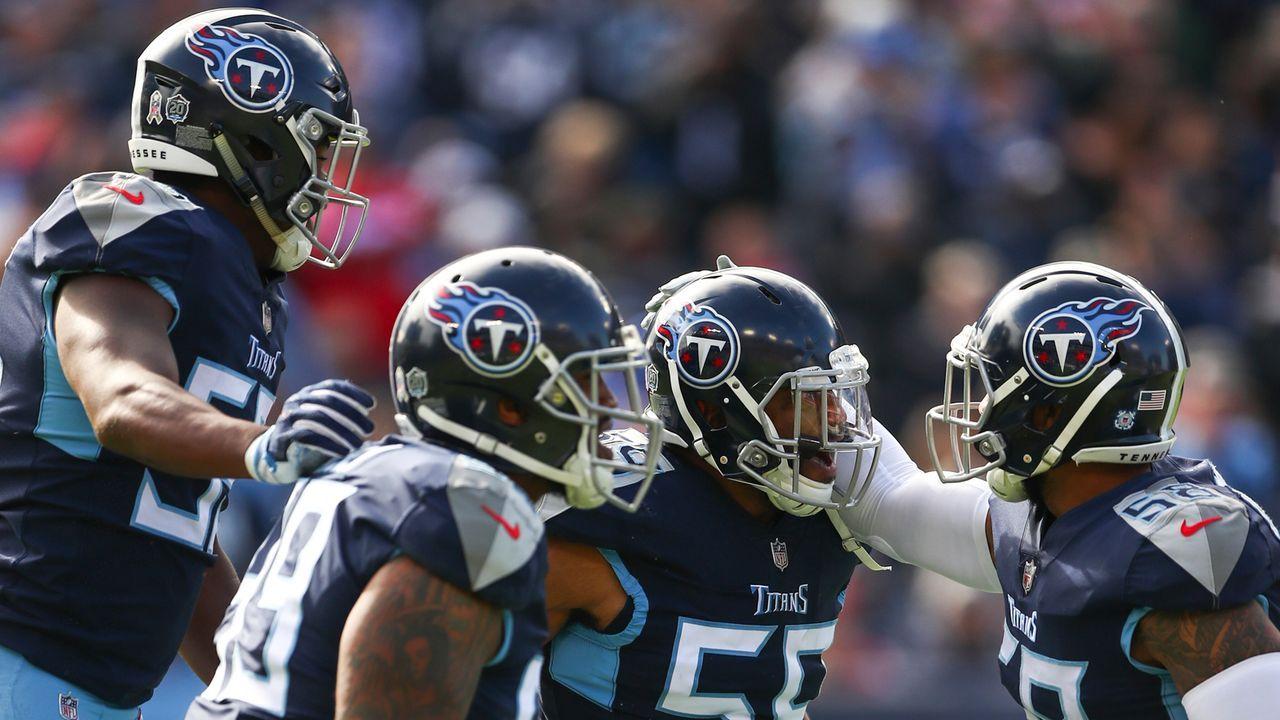 Platz 14: Tennessee Titans - Bildquelle: 2018 Getty Images