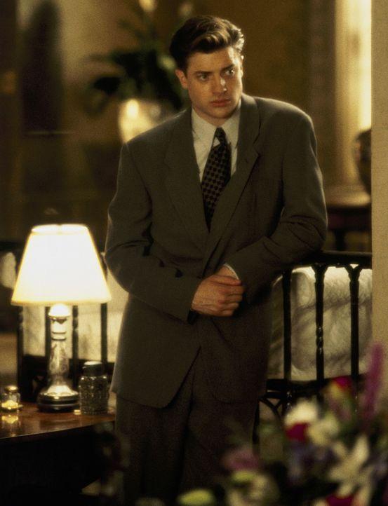 Bill Winterbourne (Brendan Fraser) ahnt, dass Connie nicht seine Schwägerin ist. Aber er ist im Begriff, sich in die sympathische Unbekannte zu ver... - Bildquelle: Sony Pictures Television International