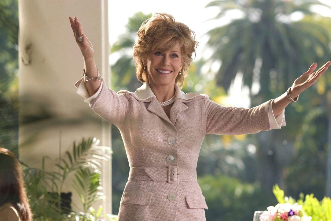 Viola (Jane Fonda) eine früher überaus erfolgreiche Fernsehmoderatorin, wird gerade aus der Psychiatrie entlassen, in die sie wegen Übergriffe be... - Bildquelle: Warner Bros. Pictures