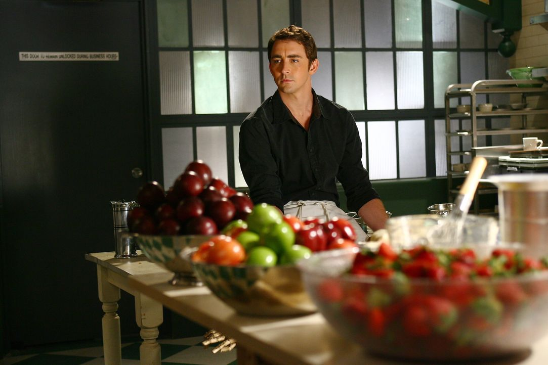 Zuckerbäcker und heimlicher Detektiv: Ned (Lee Pace) gelingt es dank seiner Gabe, Mordfälle aufzuklären ... - Bildquelle: Warner Brothers