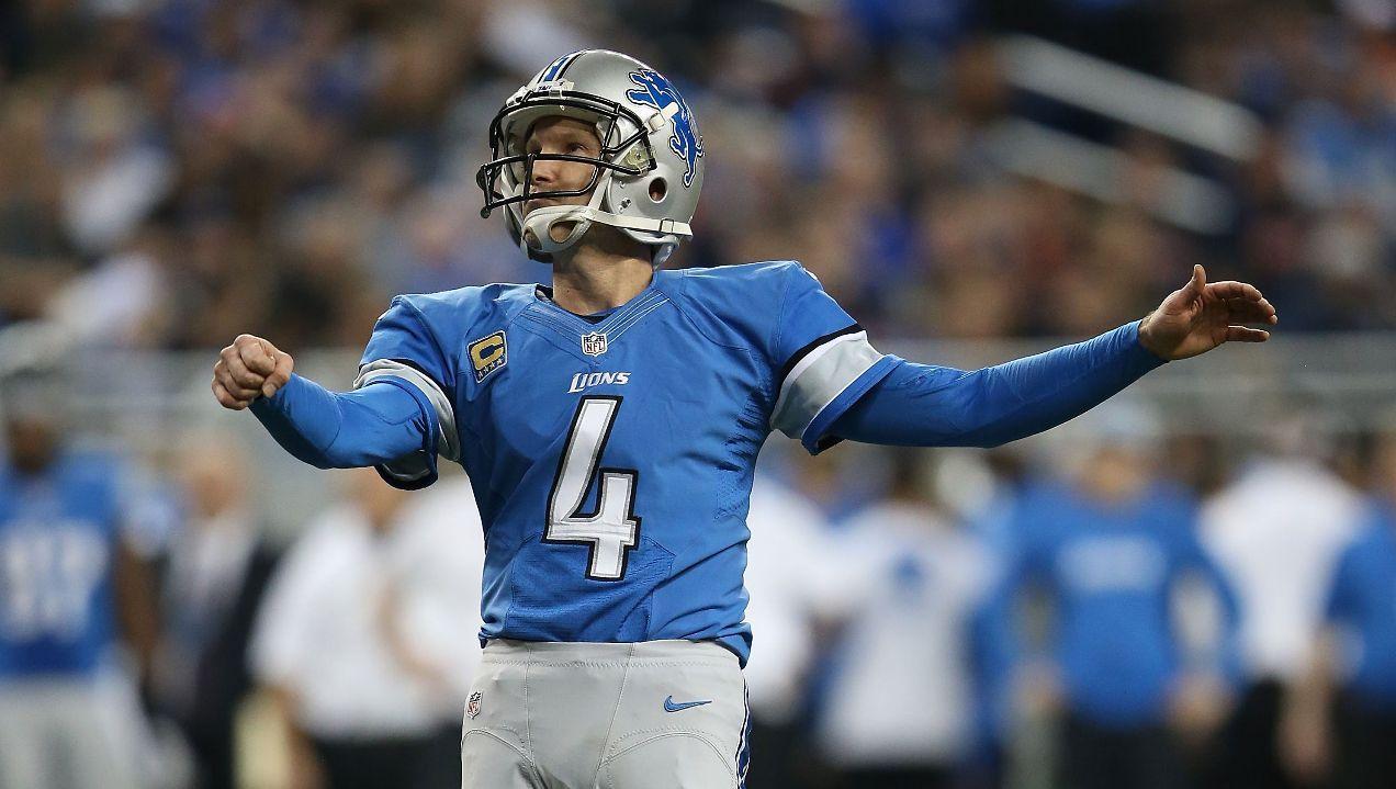 Detroit Lions - Jason Hanson - Bildquelle: Getty Images