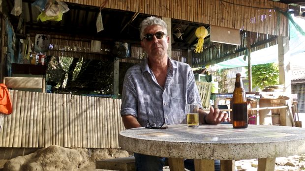 Seine nächste Reise führt Anthony Bourdain nach Thailand. Im Zentrum seines T...
