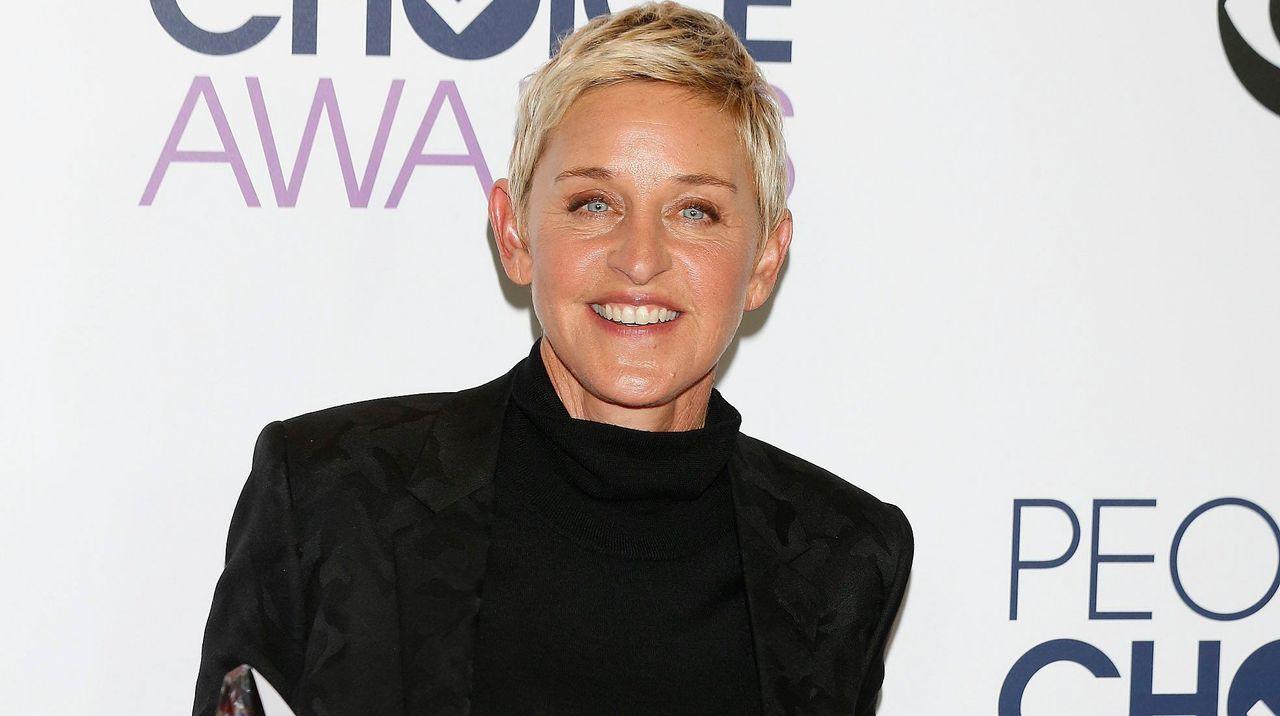 Ellen DeGeneres - Bildquelle: dpa