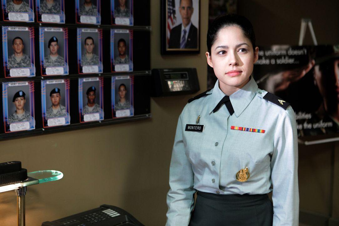 Was hat die Soldatin Victoria (Veronica Diaz) mit dem Mord an einem Soldat im Jahre 2005 zu tun?
