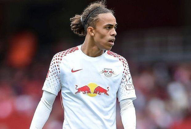 RB Leipzig bindet Yussuf Poulsen bis 2021