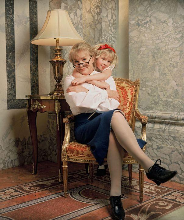 Dauerstress für Nanny (Julie Andrews) ... - Bildquelle: American Broadcasting Company (ABC)