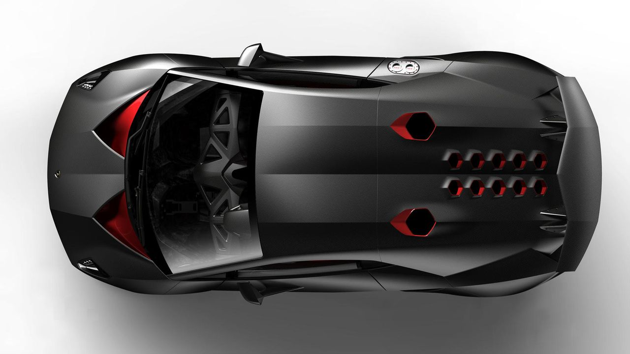 Lamborghini Sesto Elemento - Bildquelle: Lamborghini