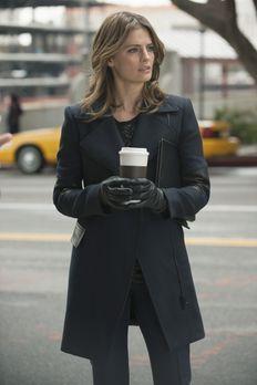 Castle - Ein neuer Mordfall beschäftigt Beckett (Stana Katic) und ihre Kolleg...