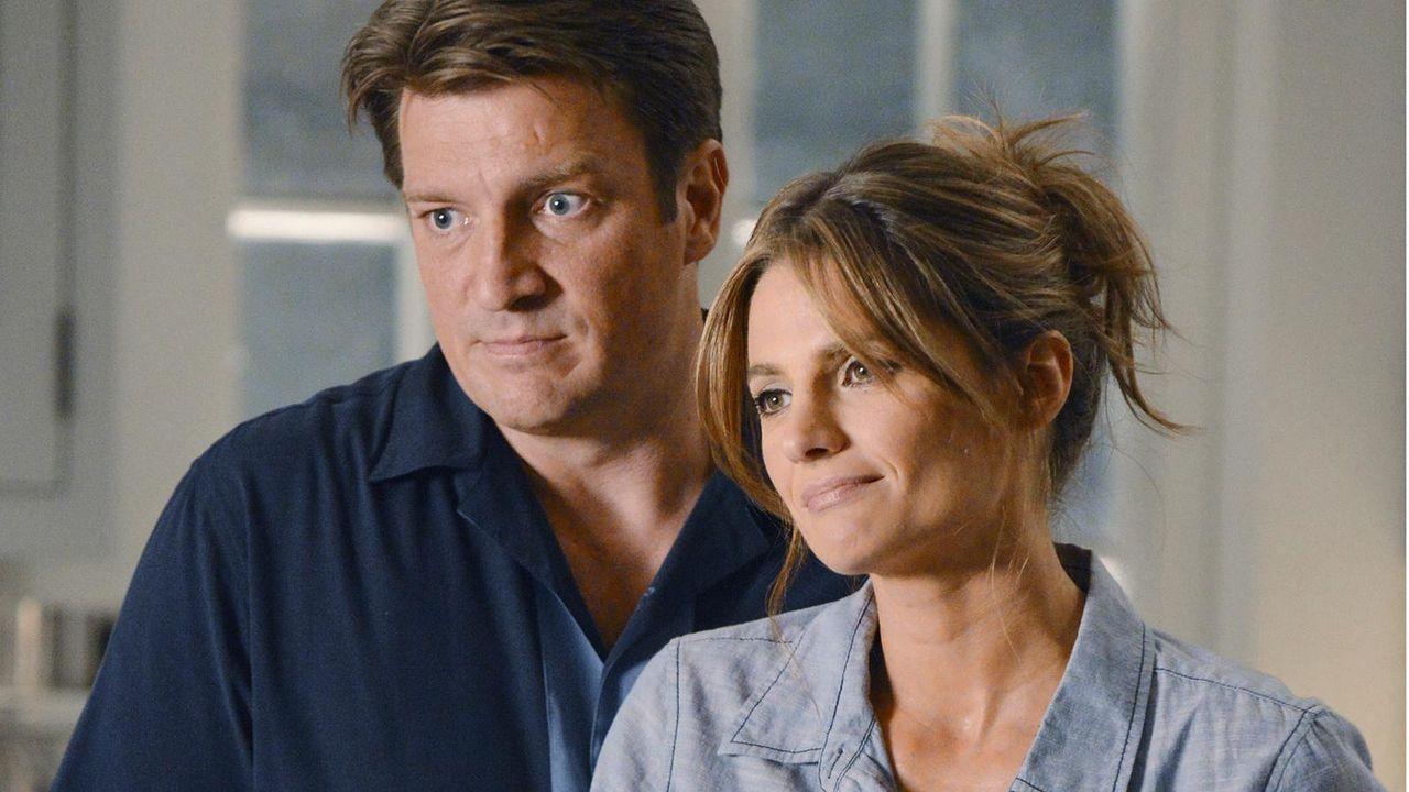 Castle und Beckett - Eine Liebesgeschichte - Bildquelle: 2012 American Broadcasting Companies, Inc. All rights reserved