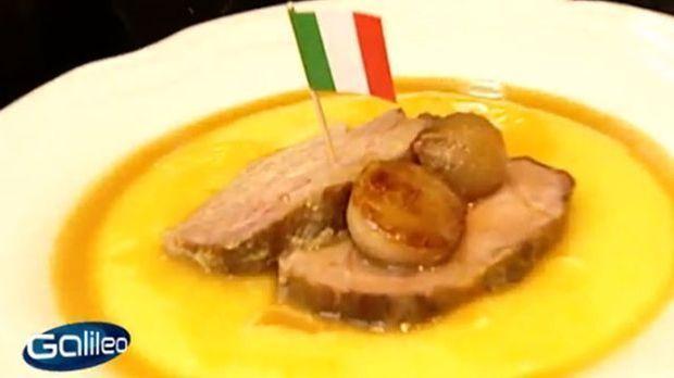 Italienischer Schweinebraten
