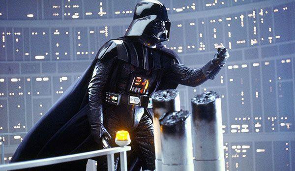 """Platz 1: Darth Vader aus Star Wars - Bildquelle: """"Star Wars - Episode V:..."""