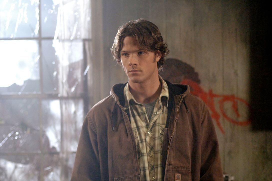 Auf der Jagd nach dem mysteriösen Farmer: Sam (Jared Padalecki) ... - Bildquelle: Warner Bros. Television