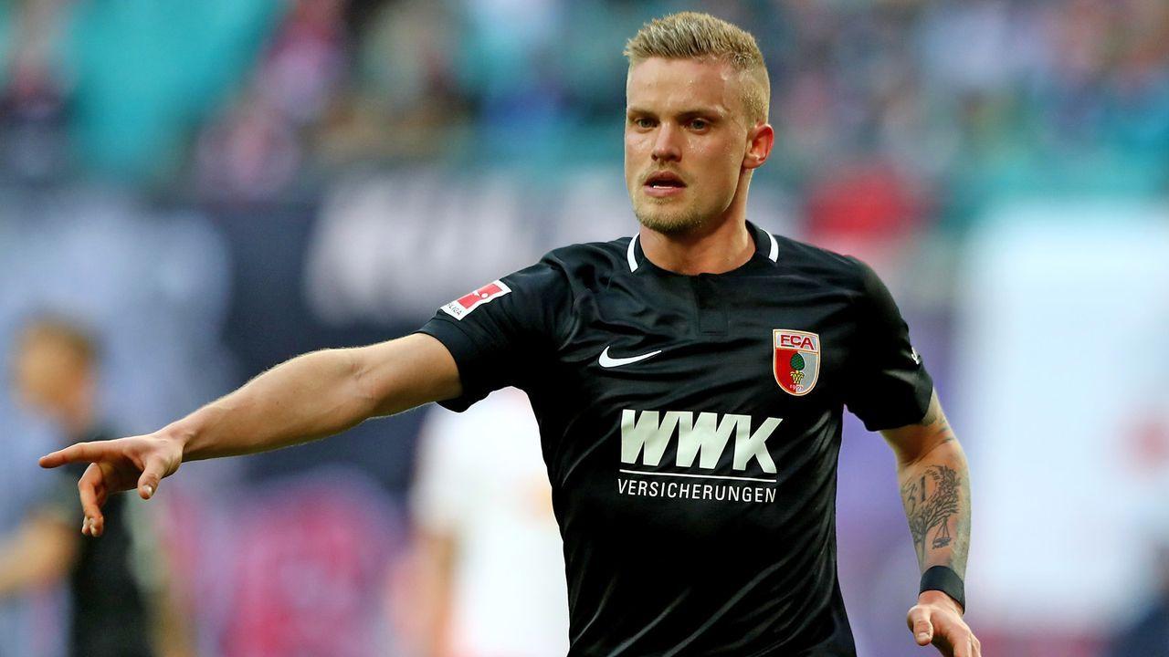 Philipp Max (FC Augsburg) - Bildquelle: Getty