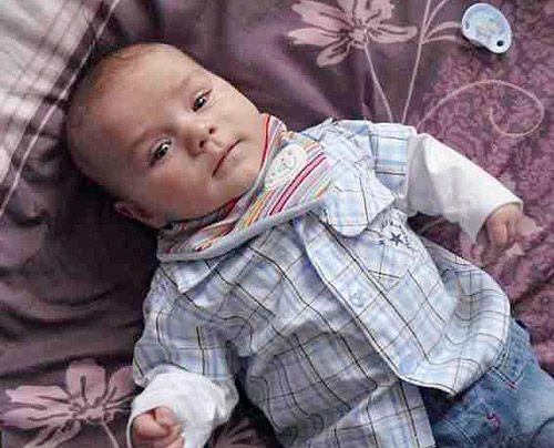 Philipp, Sohn von Annemarie - Bildquelle: Sat1