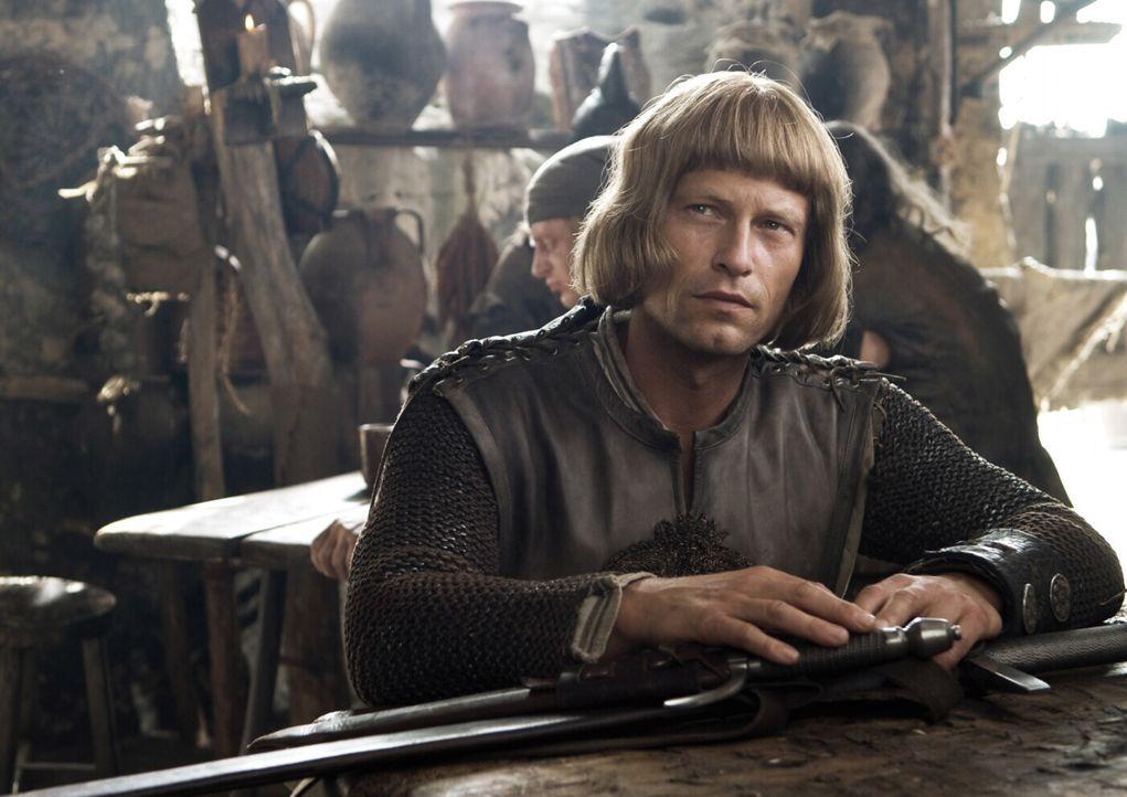 Wir befinden uns irgendwann und irgendwo im tiefsten Mittelalter: Ritter Lanze (Til Schweiger) macht sich auf die Suche nach der entführten Prinzes... - Bildquelle: Warner Brothers