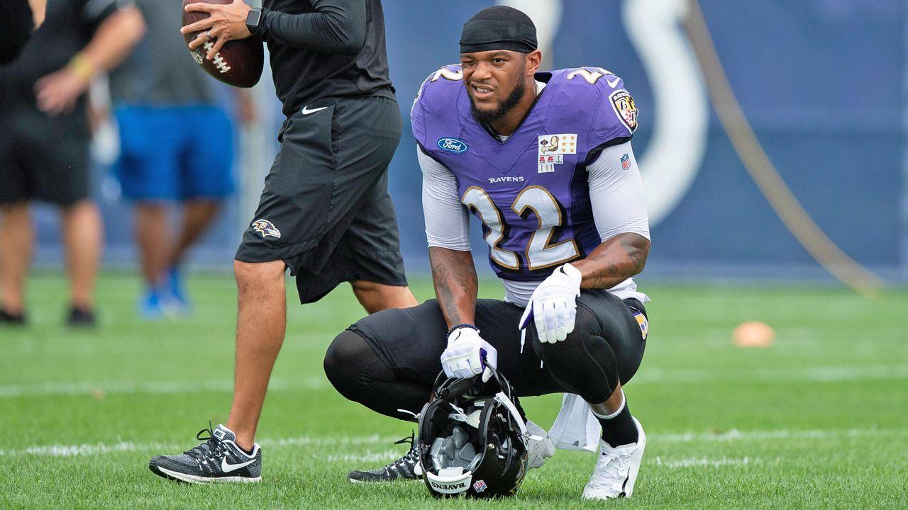 Jimmy Smith (Baltimore Ravens) - Bildquelle: imago/Icon SMI