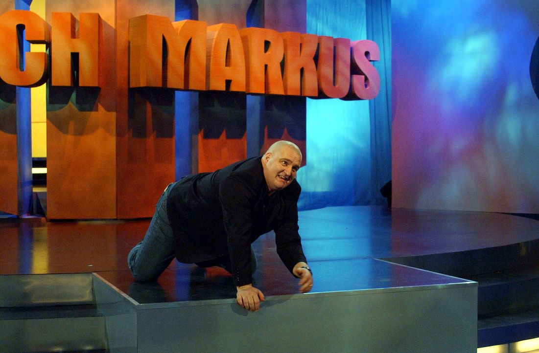 Markus Maria Profitlich - Bildquelle: Sat.1