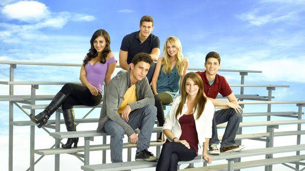 (3. Staffel) - Wenn es darauf ankommt, halten die Freunde Adrian Lee (Francia...