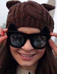 Katzenfieber-Sonnenbrille