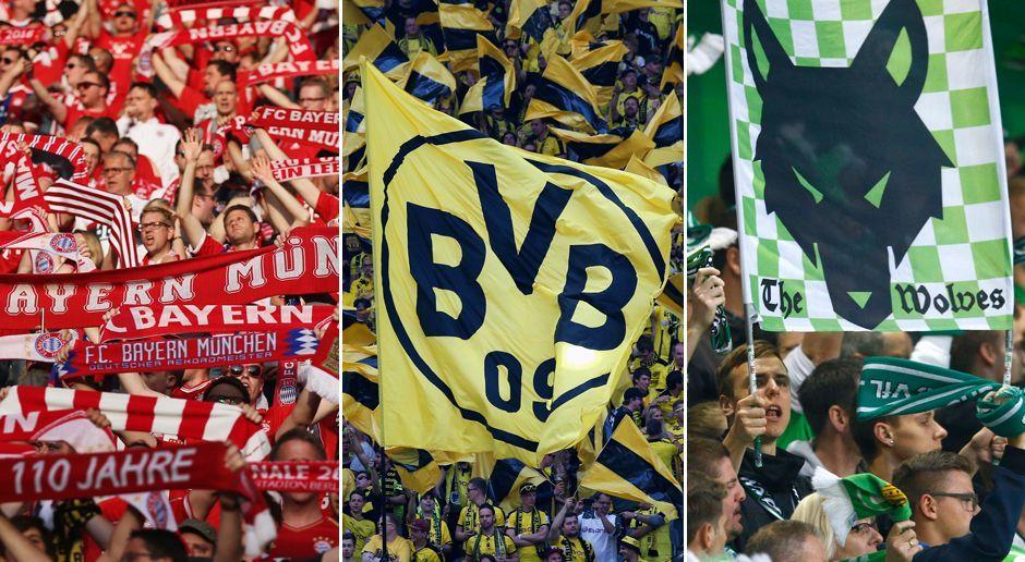 Top 20 Diese Deutschen Klubs Hatten 201516 Die Meisten Besucher