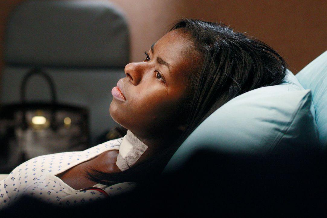 Camille (Camille Winbush) hat eine Entscheidung für sich getroffen ... - Bildquelle: Touchstone Television