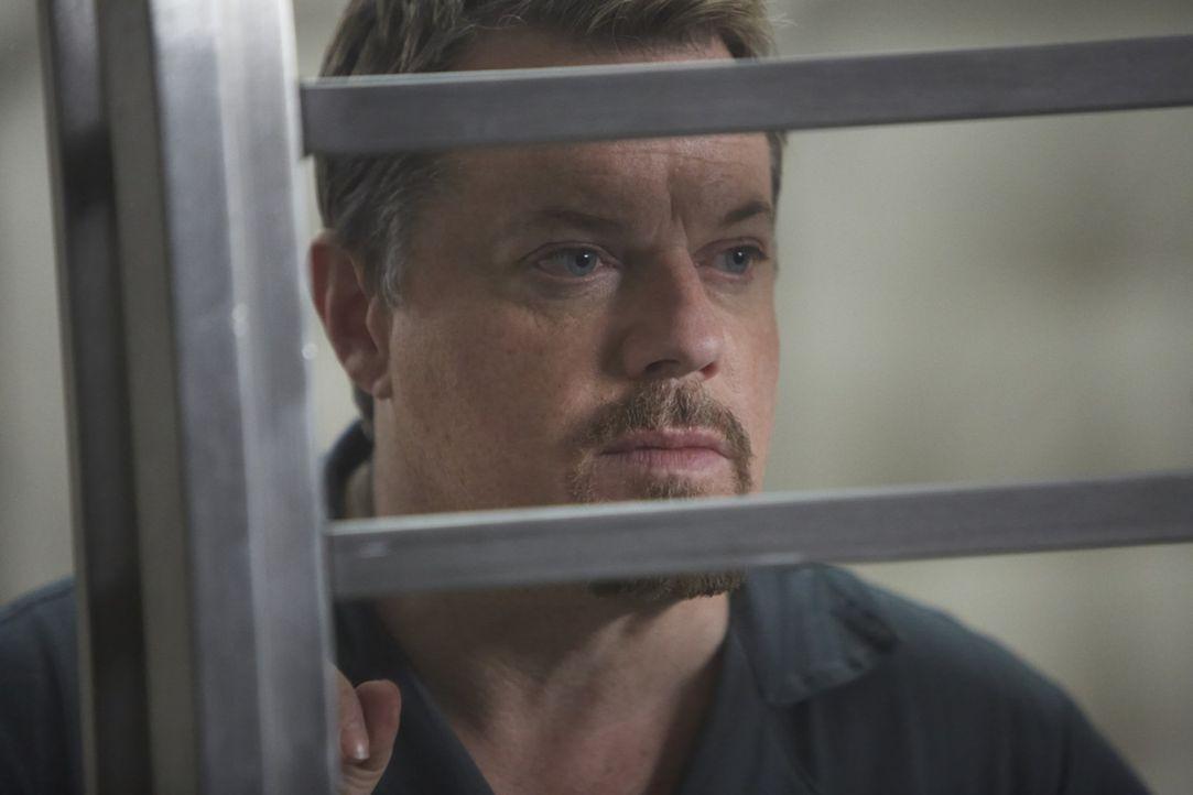 Ist er der Chesapeake-Ripper? Oder plagiiert Dr. Abel Gideon (Eddie Izzard) nur dessen Vorgehensweise? - Bildquelle: 2012 NBC Universal Media, LLC