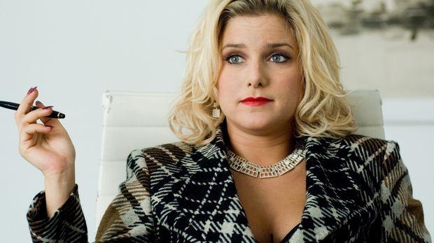 Franziska (Jeanette Biedermann) glaubt nicht mehr an die Liebe und die Treue...