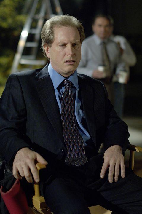 Dr. Dwayne (Darrell Hammond) ist ein bekannter Talkmaster und liebt es, seine Gäste vor laufenden Kameras gehörig zu blamieren ... - Bildquelle: 2007 Screen Gems, Inc. All Rights Reserved