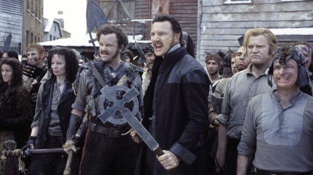 New York im Jahre 1846: Die Einwanderer kämpfen unter ihrem Anführer, dem Pri...