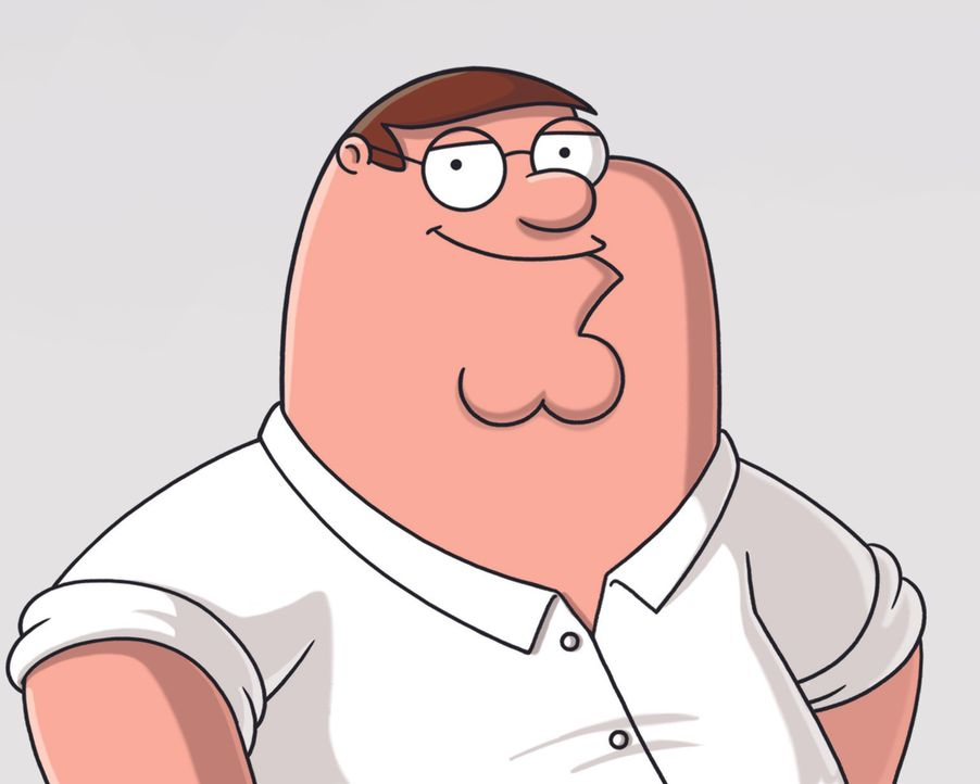 (9. Staffel) - Peter Griffin sorgt regelmäßig für Peinlichkeiten und bringt seine Familie und Freunde in die absurdesten Situationen. - Bildquelle: 2007-2008 Twentieth Century Fox Film Corporation. All rights reserved.