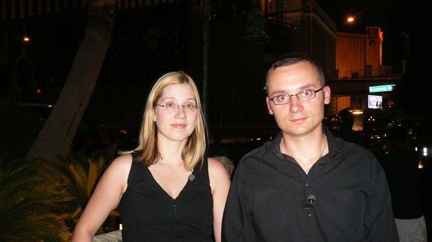 Janina und Robin Hartmann leben dort, wovon die meisten Deutschen nur träumen...