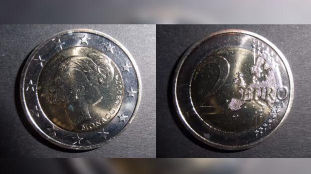 Schaut Mal Ins Portemonnaie Diese 2 Euro Münze Ist Richtig Viel
