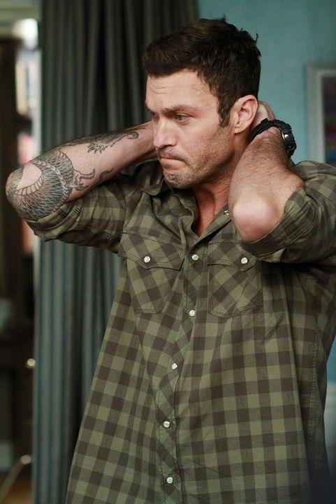 Während Lynette über das Verhalten von Preston und Porter entsetzt ist, müssen Bree und Keith (Brian Austin Green) eine schwere Entscheidung treffen... - Bildquelle: ABC Studios