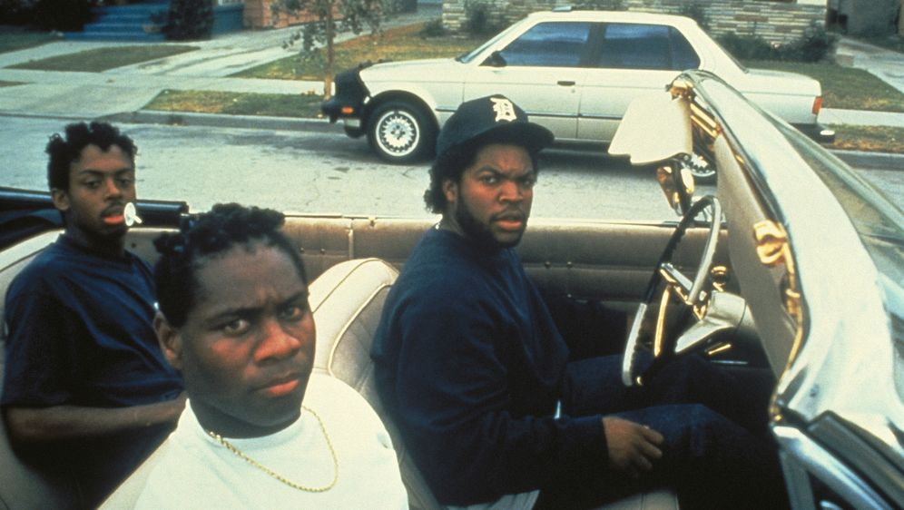 Boyz 'N the Hood - Jungs im Viertel - Bildquelle: Columbia Pictures