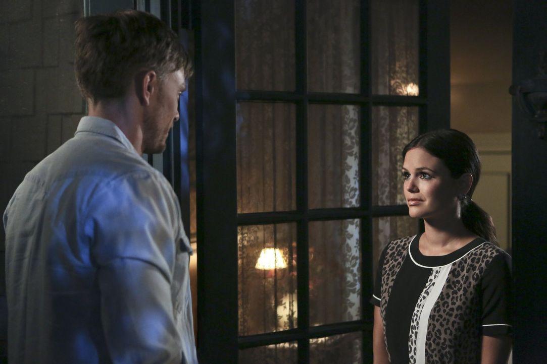 Hat die Liebe zwischen Wade (Wilson Bethel, l.) und Zoe (Rachel Bilson, r.) überhaupt noch eine Chance? - Bildquelle: 2014 Warner Brothers