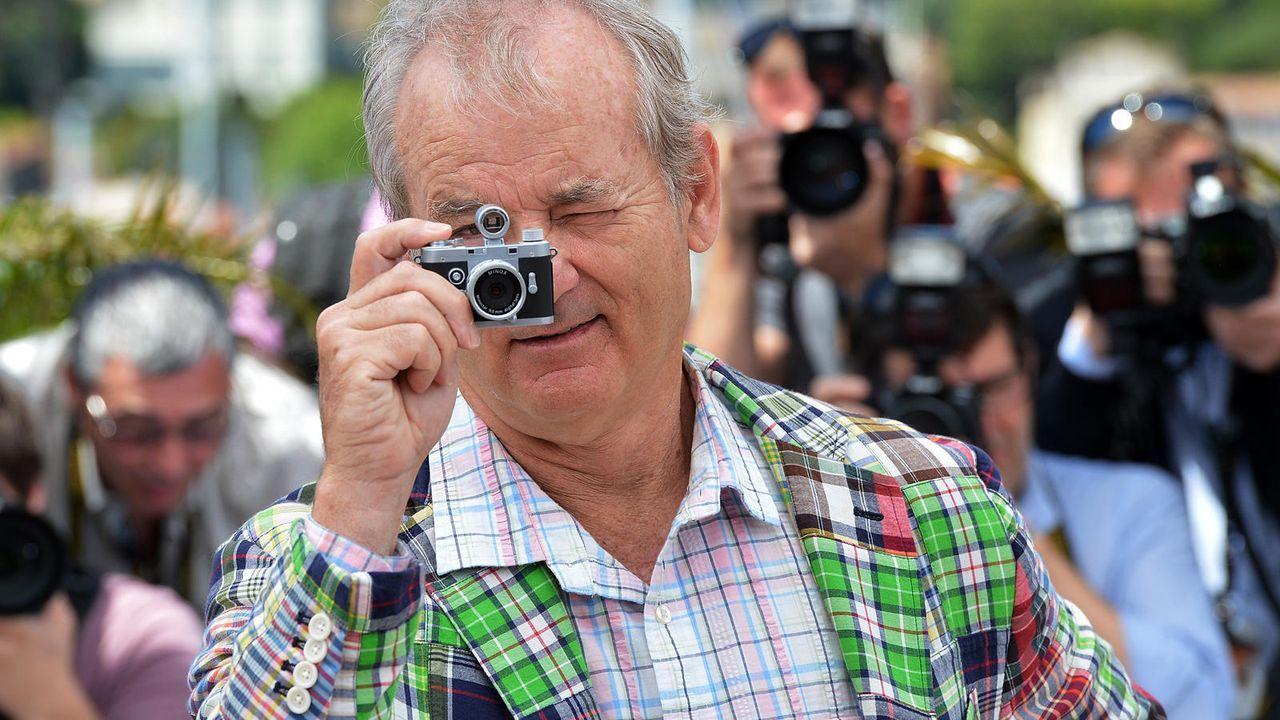 Bill Murray  - Bildquelle: AFP