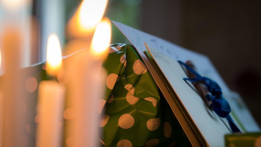Originelle Geschenkverpackung für Weihnachten - Bildquelle: Pixabay
