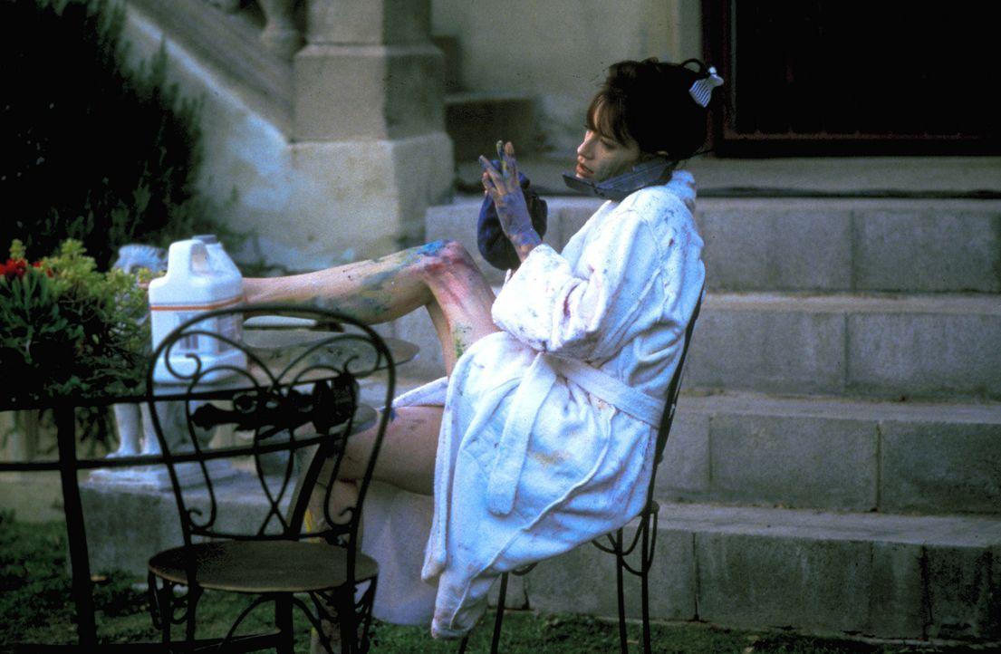 Mit ihren außergewöhnlich erotischen Telefonaten gelingt es Nicole (Cheryl Pollak), Marks Interesse für sie zu wecken. Das grausame Spiel kann be... - Bildquelle: A. Pachasa ProSieben