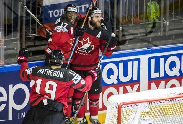 Kanada feiert den Finaleinzug