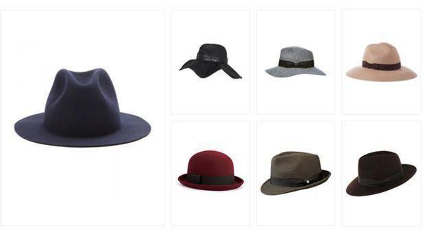 Trend: Hüte
