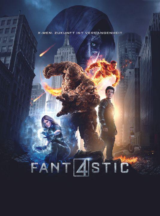 Fantastic 4 - Artwork - Bildquelle: 2015 Constantin Film Verleih GmbH.